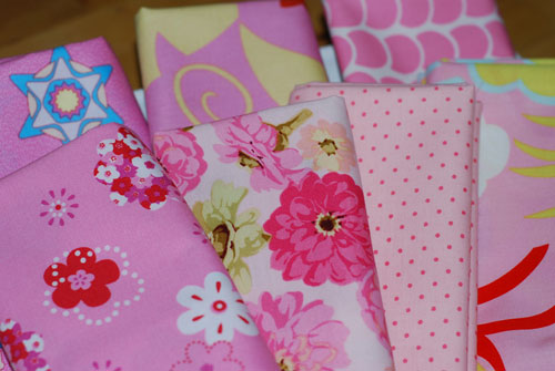 Mixed Fabric Bundles