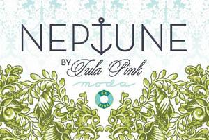 Tula Pink Neptune