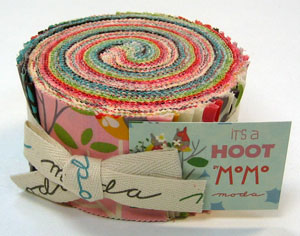 Moda It's A Hoot By Momo's Jelly Roll-