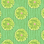Amy Butler Soul Blossoms Delhi Blooms Grass Cotton FAbric-