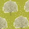 Joel Dewberry Modern Meadow Majestic Oak Cotton Fabric Grass-cotton, fabric, joel, dewberry, modern, meadow, trees, oaks, grass, chartreuse
