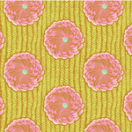 Amy Butler Soul Blossoms Delhi Blossoms Rose Cotton Fabric-amy, butler, soul blossoms, delhi, rose, blossom, cotton, fabric