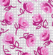 Erin McMorris Weekends Grey Rose Dot EM22Grey-erin, mcmorris, weekends, roses, vintag, grey, rose, dots, free spirit fabrics