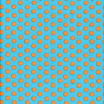 Kaffe Fasset Turquoise Spot Cotton Fabric GP70-cotton, fabric, spot, dot, cotton, fabric, turquoise, kaffe, fasset, westminster