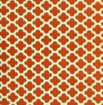 Joel Dewberry Deer Valley Lattice Terracotta JD25Terra-joel dewberry, deer, valley, free, spirit, fabrics, cotton, quilting, sewing, modern, contemporary,