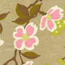 Joel Dewberry Modern Meadow Dogwood Blossoms Pink-joel, dewberry, cotton, fabric, modern, meadow, dogwood, blossoms, flowers, quilting, sewing, patchw