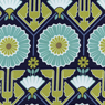 Joel Dewberry Modern Meadow Sunflower Lake Cotton Fabric-
