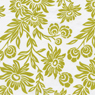 Joel Dewberry Modern Meadow Hand Picked Daisies Grass Cotton Fabric-modern, meadow, joel, dewberry, cotton, fabric, sewing, quilting, patchwork, flower, fields