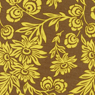 Joel Dewberry Modern Meadow Hand Picked Daisies Sunglow Cotton Fabric-