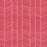 Joel Dewberry Modern Meadow Herringbone Berry Cotton Fabric-berry, herringbone, cotton, fabric, pink, white, joel, dewberry, modern, meadow, new