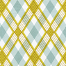 Joel Dewberry Modern Meadow Picnic Plaid Cotton Fabric Sunglow-joel, dewberry, modern, meadow, cotton, fabric, plaid, picnic,